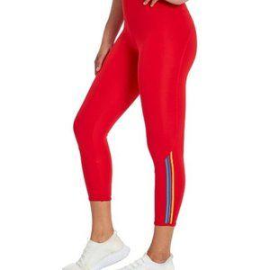 0291   Bally Total Fitness Hudley Capri Leggings